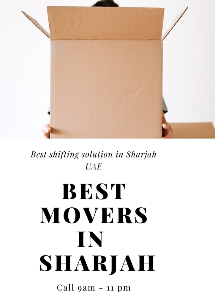 movers and packers sharjah
